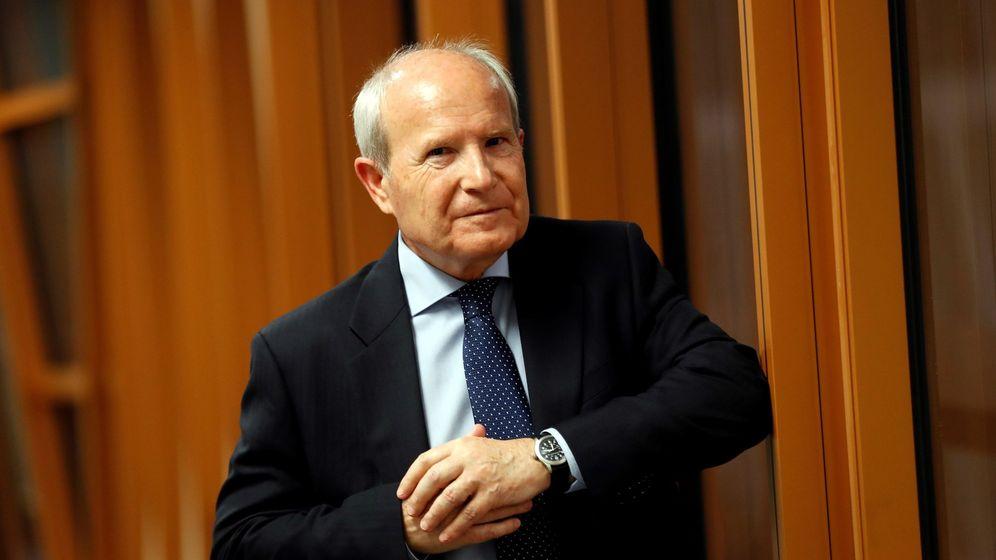 Foto: El expresidente de la Generalitat José Montilla. (EFE)