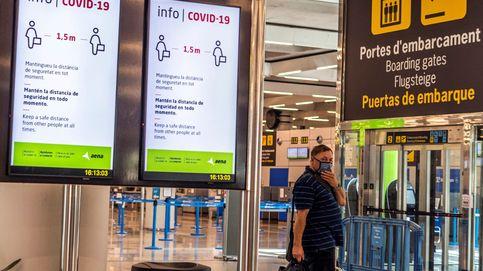 España registra 104 casos importados en un mes y sigue sin plan para el turismo