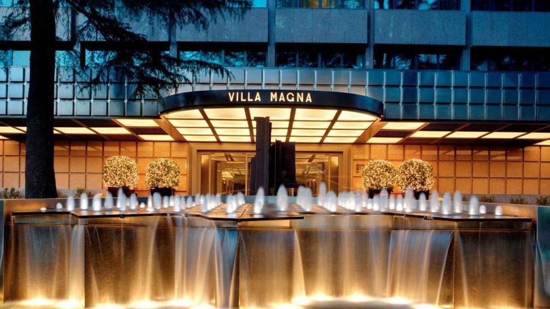 RLH es dueño del Hotel Rosewood Villa Magna.