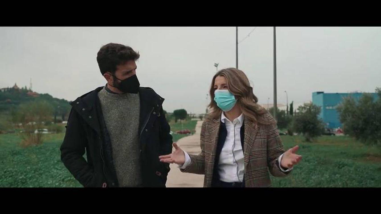 Gonzo desata la polémica con este dardazo a Yolanda Díaz tras 'Salvados' (La Sexta)