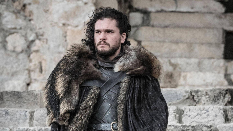 Kit Harrington es Jon Snow en 'Juego de tronos'. (HBO)