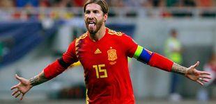 Post de El fanatismo de Sergio Ramos con España o por qué debería ser un héroe nacional