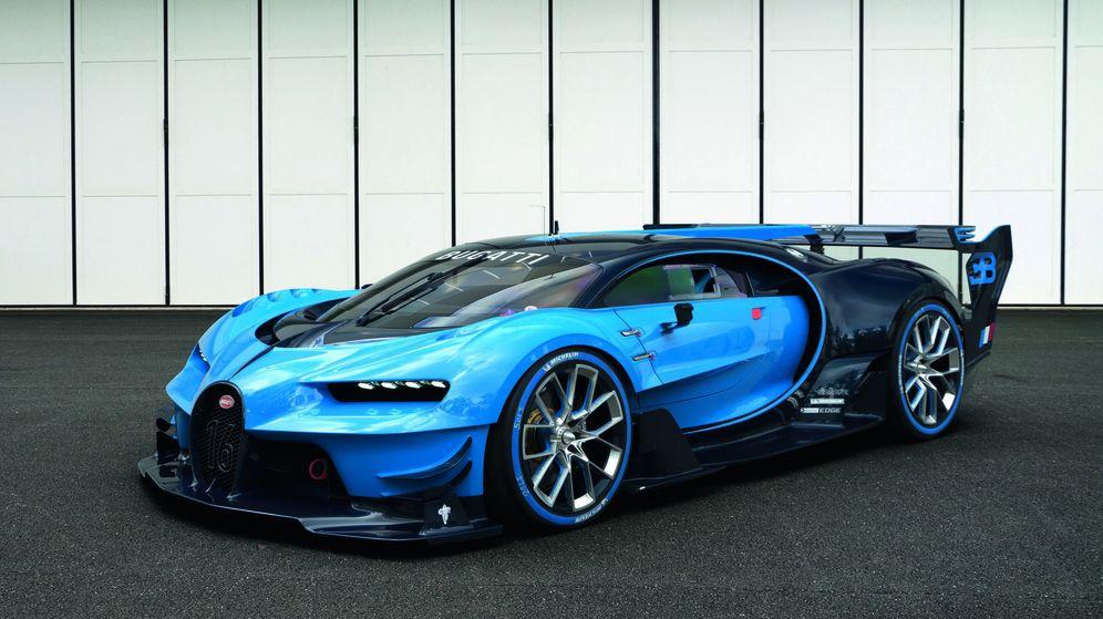 Foto: Concept VGT Racing de Bugatti