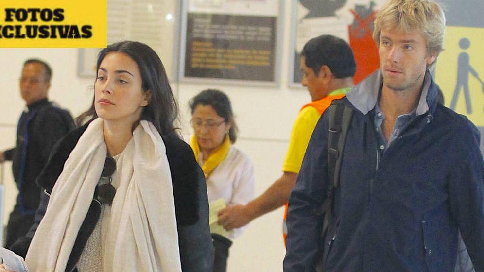 Foto: Alessandra de Osma y Christian de Hannover ponen rumbo a Perú