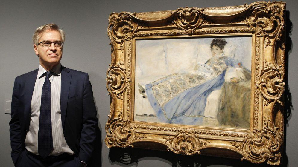 Foto: Guillerno Solana, director artístico del Museo Thyssen. (EFE)