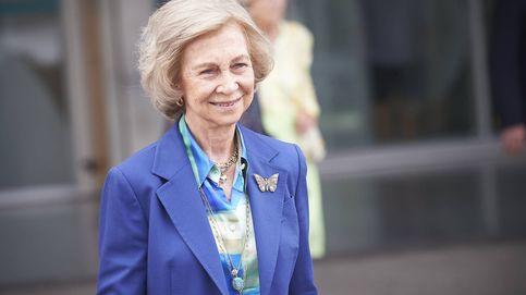 La intensa actividad de la reina Sofía: dos viajes a Grecia y agenda apretada
