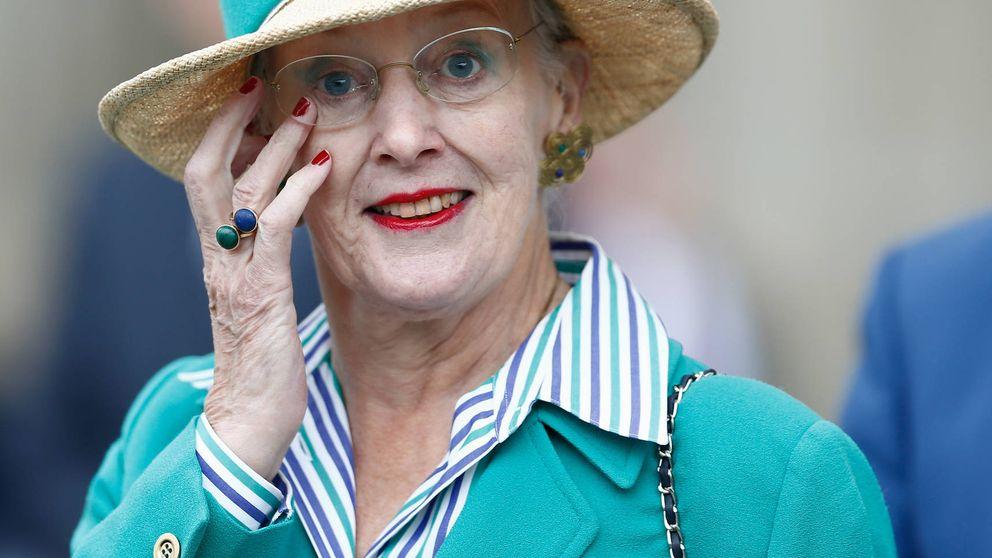Margarita de Dinamarca, la reina del disfraz