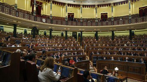 PP, PSOE y C's aprueban la primera reforma constitucionalista de la legislatura
