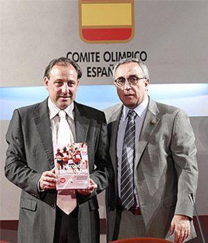 Fermín Cacho, leyenda del atletismo, ya tiene su libro