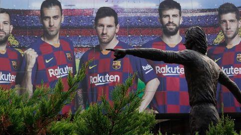 Jordi Roche, el tapado del tripartito para presidir el FC Barcelona