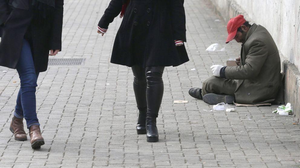 Un sintecho devuelve en Tarragona una cartera con 1.000 euros que encontró