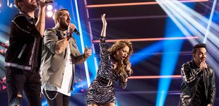 Post de Espectacular estreno de 'La Voz': seduce a casi 4 millones de espectadores (25%)