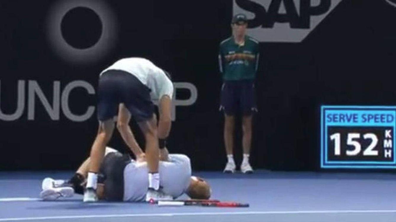 La lección de deportividad de Dimitrov en el torneo de Brisbane
