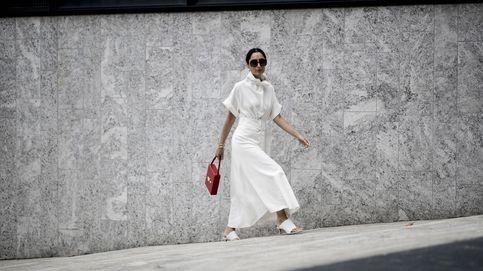Manual de uso: el nuevo vestido blanco en 10 lookazos vistos en las calles