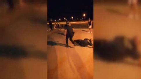 Una pelea de más de cien personas provoca la cancelación de dos discomóviles en Albal (Valencia)
