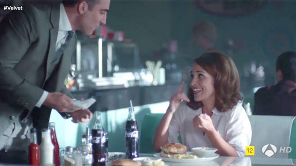 Expediente contra Atresmedia por mostrar Coca-Cola en la serie 'Velvet'