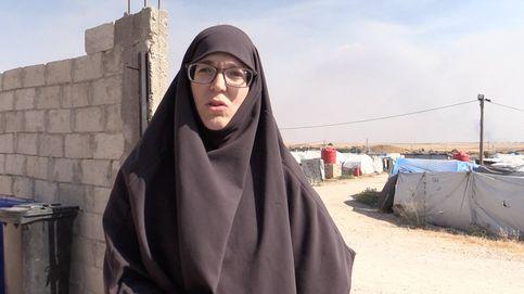 Las yihadistas españolas, detenidas en Siria, temen un traslado de presos a Irak