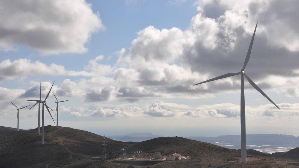 Foto: Parque eólico de Saeta Yield