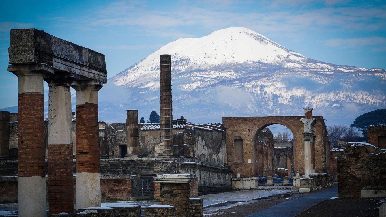 La erupción del Vesubio provocó un calor extremo: convirtió un cerebro en vidrio
