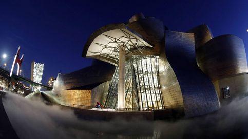 Jenny Holzer en el Museo Guggenheim de Bilbao
