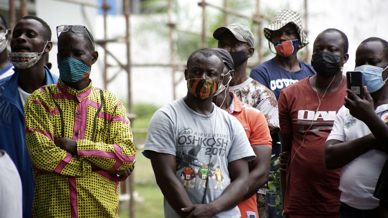 La vacuna de Johnson & Johnson llegó a Liberia a finales de este mes de julio. (Reuters)