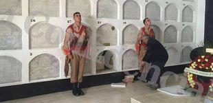 Post de Las fotografías del entierro de Sanjurjo muestran que hubo ceremonia militar