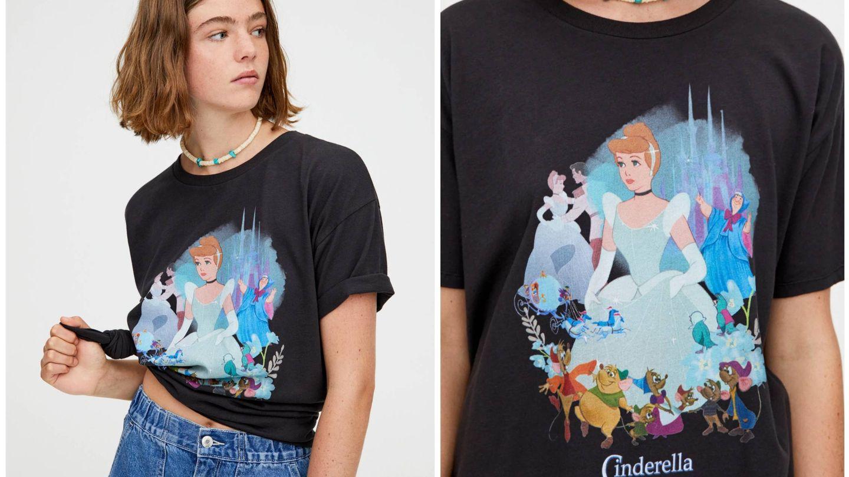 Camiseta de Pull and Bear. (Cortesía)