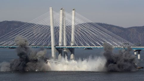 El puente Tappan Zee de Nueva York ya es historia