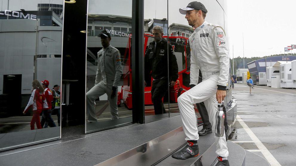 Button, de la F1 a pilotar con Webber o a las carreras donde le picó el gusanillo