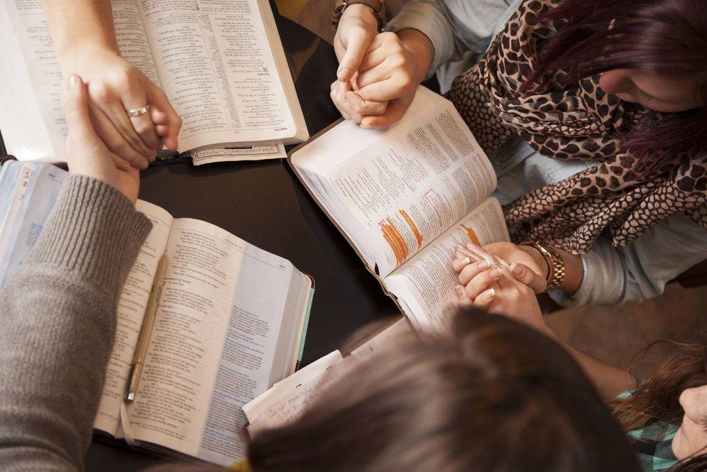 Foto: Club de lectura. (iStock)