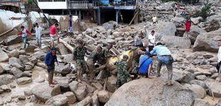 Post de Al menos 154 muertos por una avalancha en el sur de Colombia