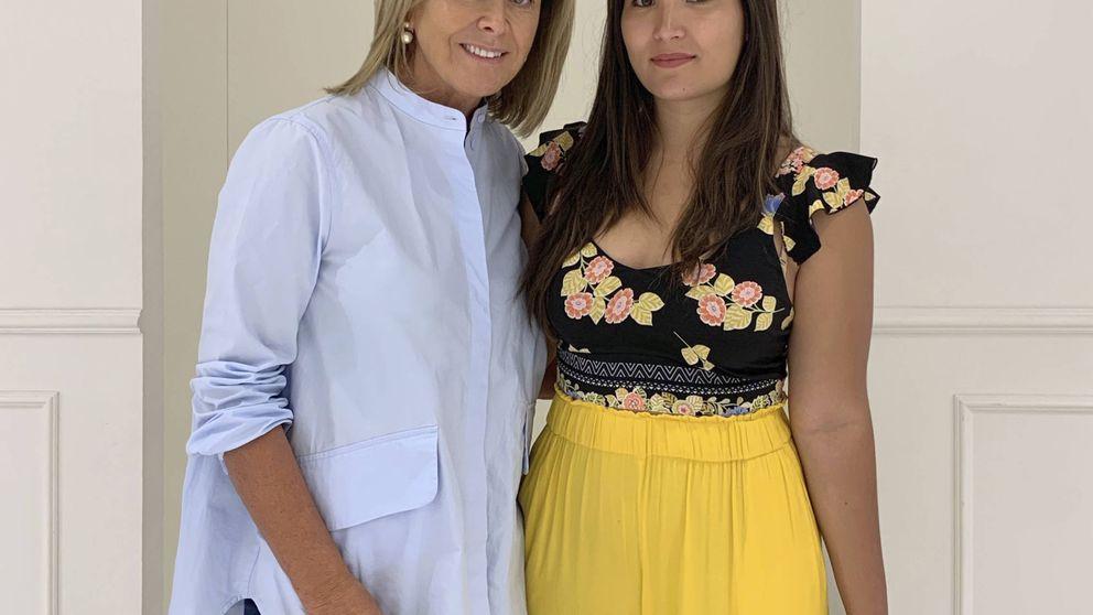 Mano a mano: así crearon Marie Chevallier y Rosa Clará el vestido de la boda civil
