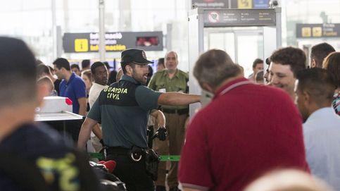 El Gobierno volverá a reforzar la presencia de la Guardia Civil en la nueva huelga de El Prat