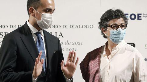 Exteriores se embarca en una nueva misión, esta vez con Italia: relanzar el diálogo Israel-Palestina