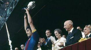El ¡hala Madrid! a sus médicos o Franco era más culé que Piqué: ¿cuál es el chiste?