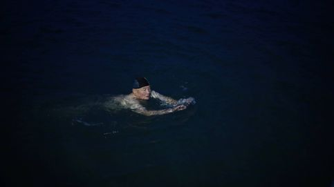 Los valientes ancianos nadadores de Hong Kong