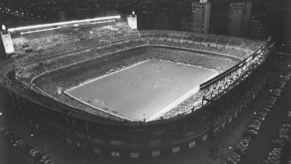 Las finales en el Bernabéu: fijas con  Franco, prohibidas por Florentino