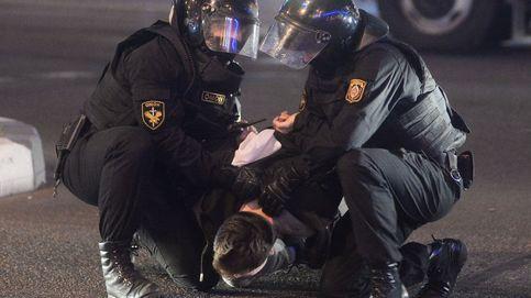 Más de 145 detenidos en las protestas contra la investidura secreta de Lukashenko