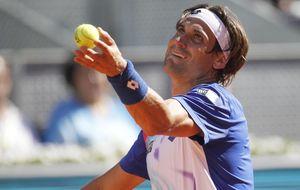 Ferrer, Almagro y Bautista ya están en octavos del Mutua Madrid Open