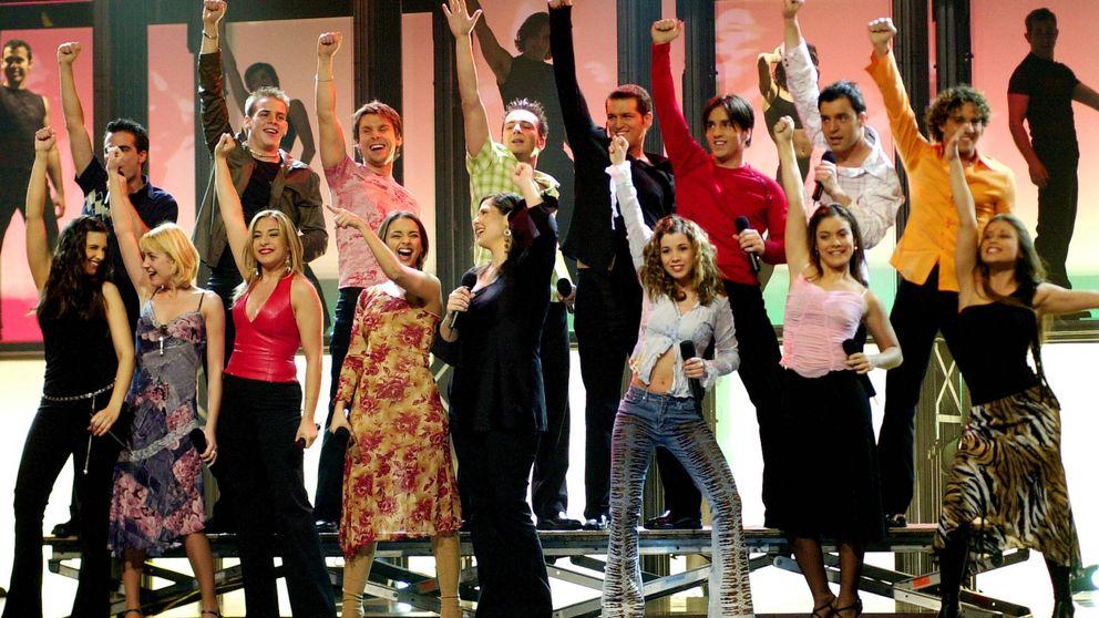 Agotadas las entradas del concierto del reencuentro de 'Operación Triunfo'