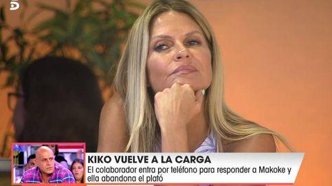 'Viva la vida' | Bronca entre Kiko Matamoros y Makoke: No sé que droga te has metido en Marbella...