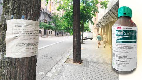 Un producto altamente tóxico en el centro de Madrid: Se sospecha que provoca cáncer