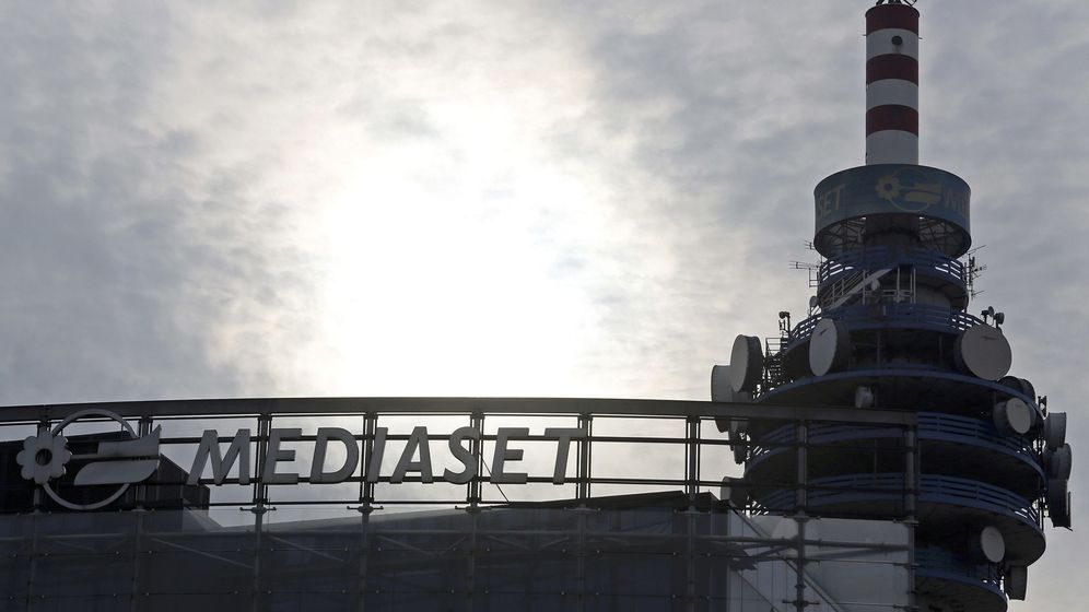 Foto: Sede de Mediaset en Cologno Monzese, cerca de Milán, Italia. (Reuters)