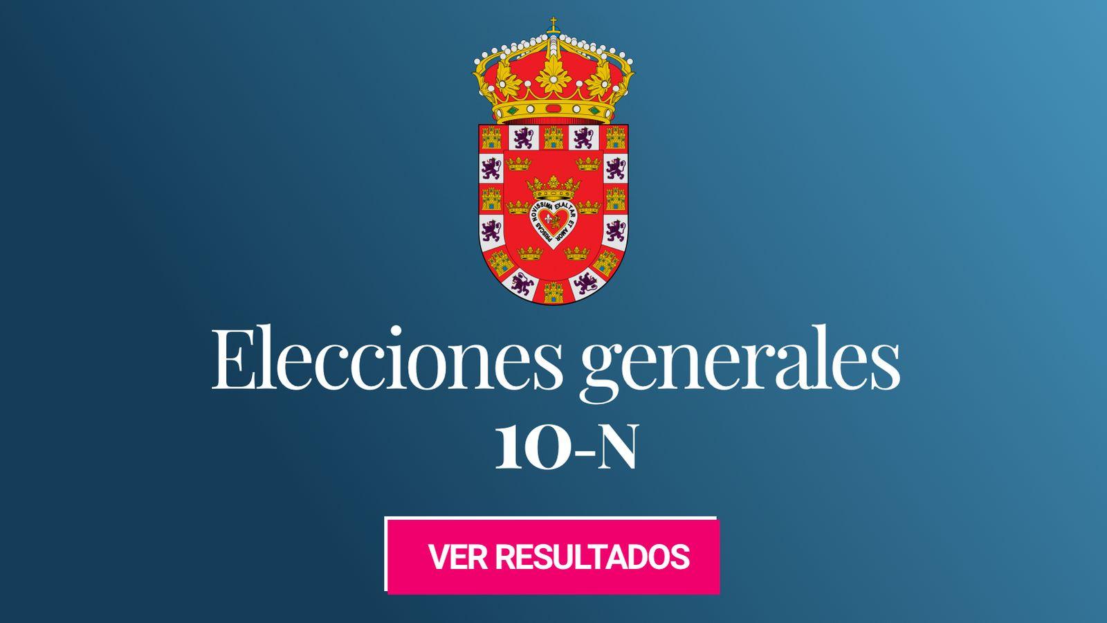 Foto: Elecciones generales 2019 en Murcia. (C.C./EC)