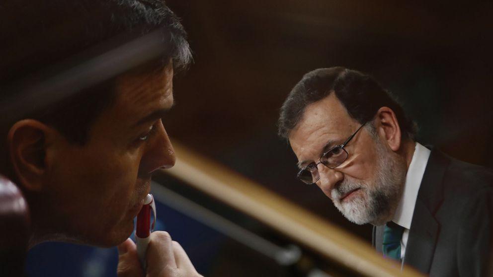 Rajoy se resiste a dimitir en medio del desánimo de los diputados del PP