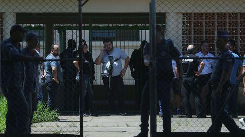 Diez muertos, entre ellos cinco niños, en un tiroteo en una escuela de Sao Paulo