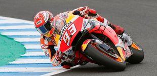 Post de El triunfo aplastante de Márquez en Jerez, el triplete español y el llanto de Quartararo