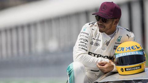 El niño que lloró en un camión la muerte de Senna puede superarle el domingo
