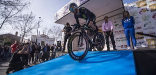 Post de ¿Atacará Contador a Valverde? Una etapa y un segundo les separan en Andalucía