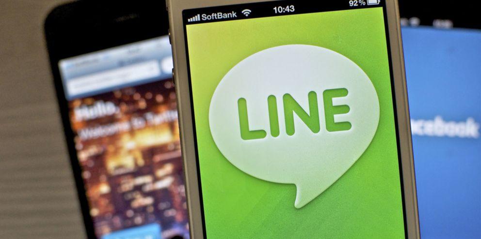 Foto: La 'app' Line niega haber sido 'hackeada', pero pide cambiar las contraseñas